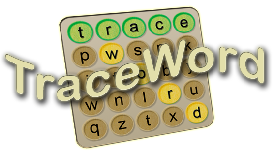 TraceWord: A classic multiplayer word search game from Native Cloud Systems